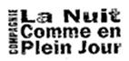 Cie de théâtre La Nuit Comme en Plein Jour Paris Logo