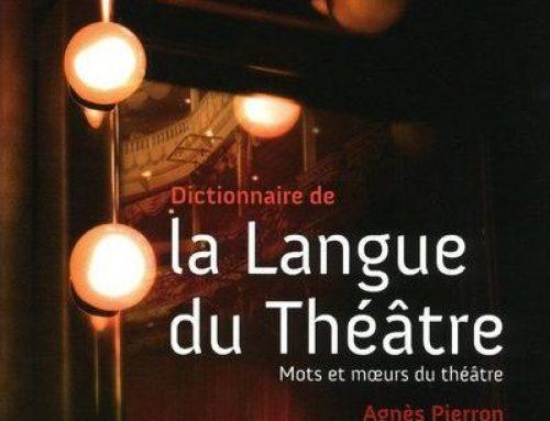 La langue du Théâtre – 3